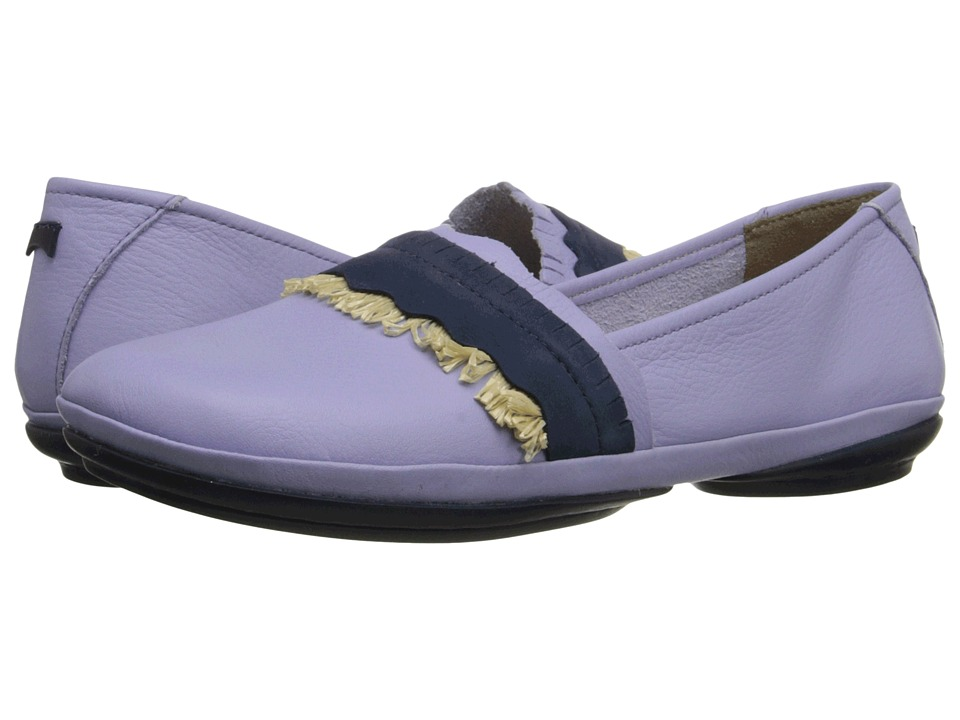 Camper - TWS - K200143 (Sella Lavander/Pina Navy) Women's Flat Shoes