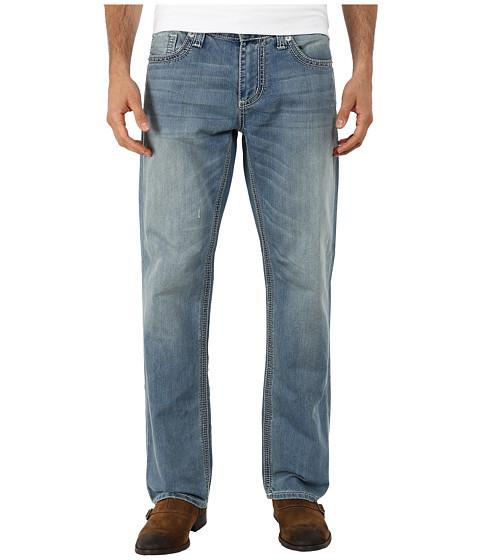 Seven7 Jeans - Straight Leg Jeans in Pulse Blue (Pulse Blue) Men's Jeans