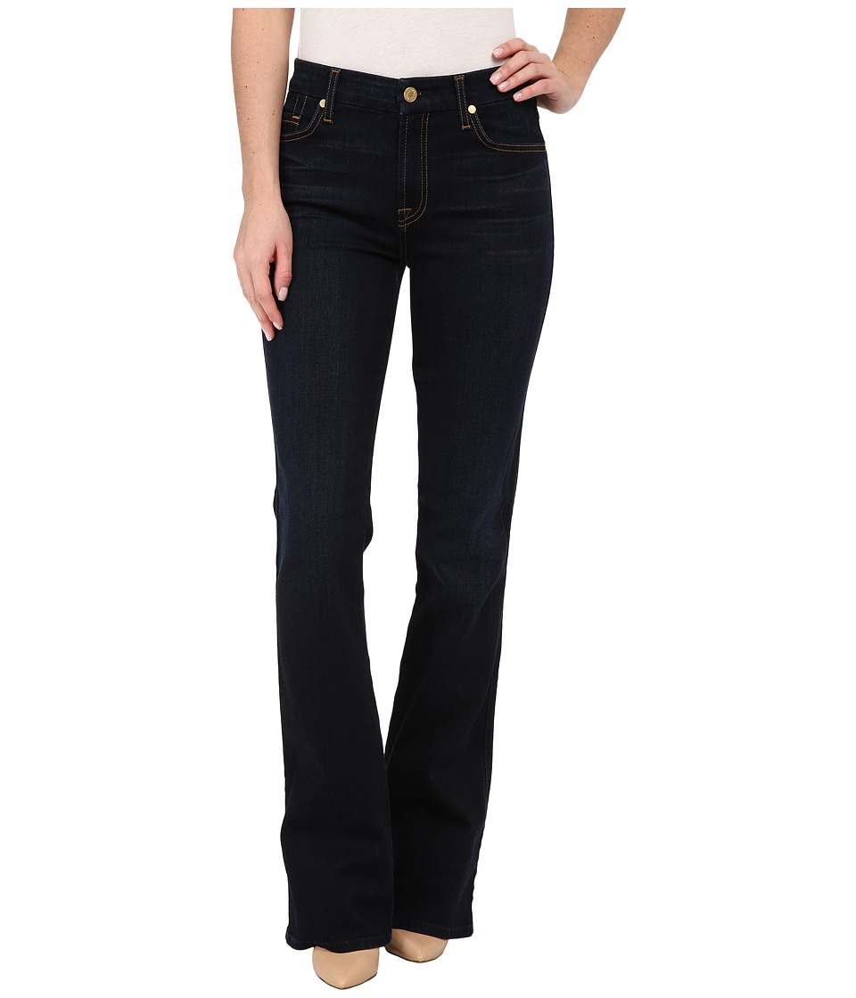 7 For All Mankind - Kimmie Bootcut in Slim Illusion Dark Madrid Night (Slim Illusion Dark Madrid Night) Women