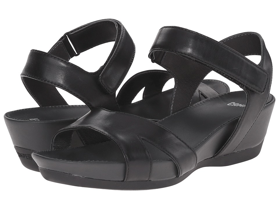 Camper - Micro - K200116 (Black) Women's Sandals
