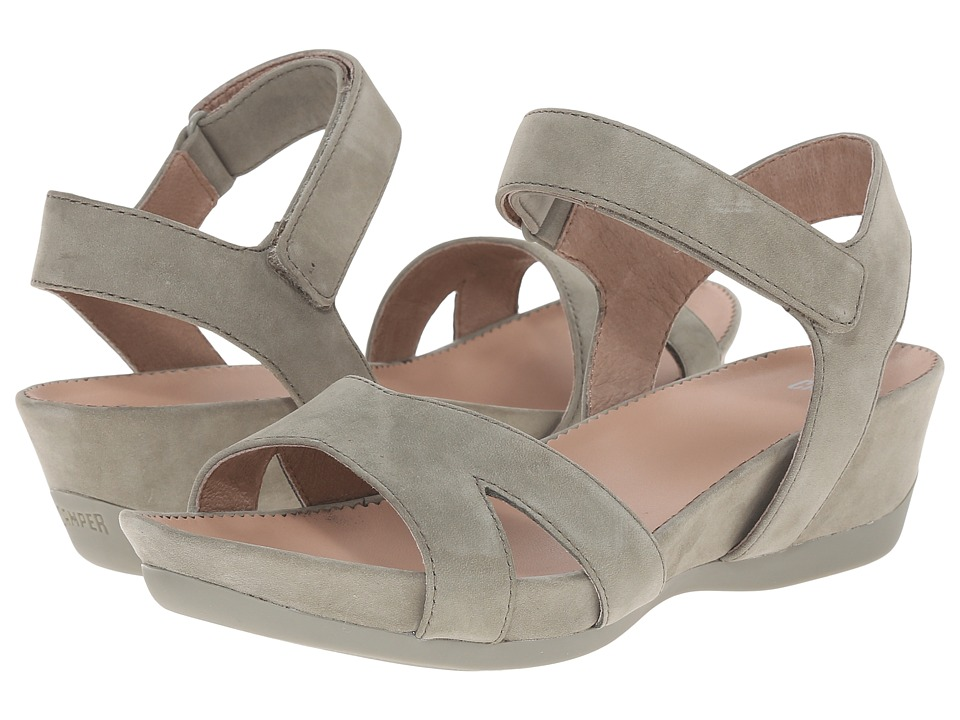 Camper - Micro - K200116 (Pastel Green) Women's Sandals