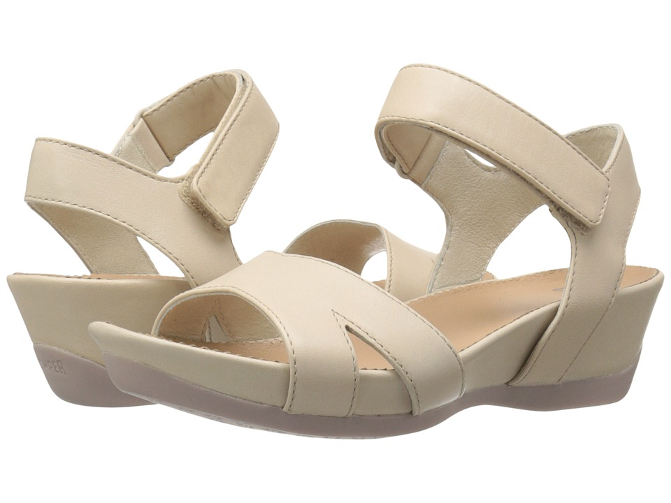 Camper - Micro - K200116 (Medium Beige) Women's Sandals