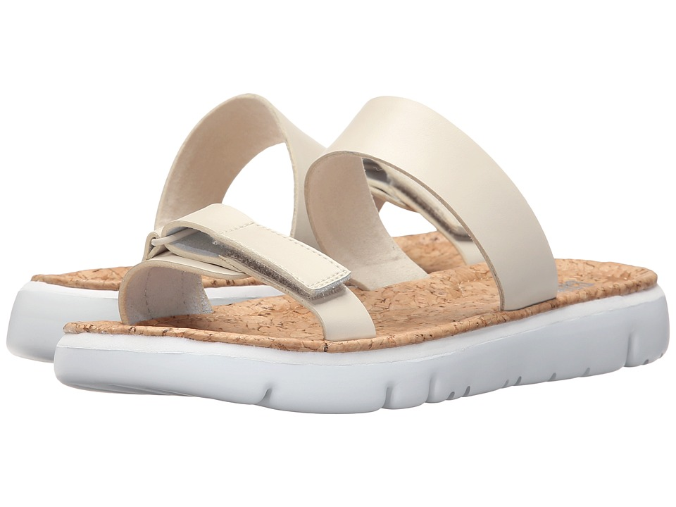 Camper - Oruga - K200158 (Light Beige) Women's Sandals