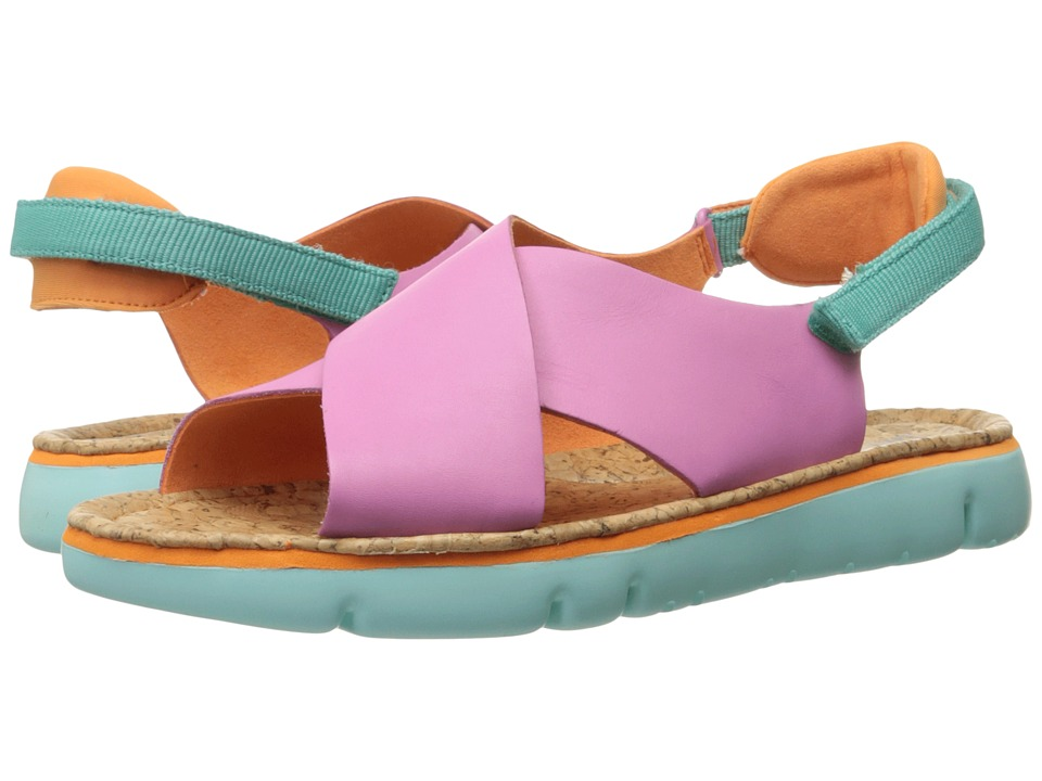 Camper - Oruga - K200157 (Light Pastel) Women's Sandals