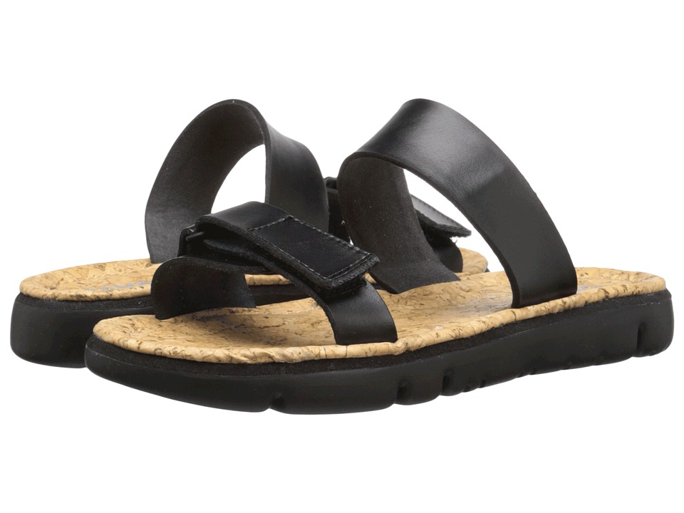Camper - Oruga - K200158 (Black) Women's Sandals