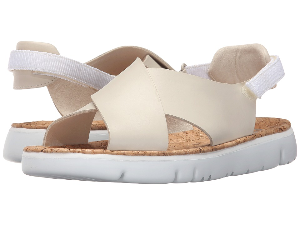 Camper - Oruga - K200157 (Light Beige) Women's Sandals