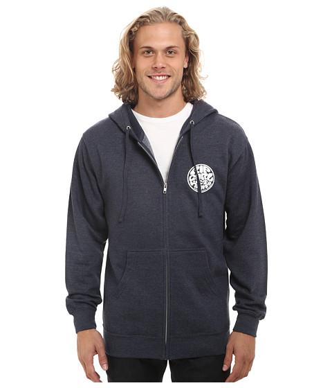 Rip Curl - Wettie Zip Hoodie (Navy) Men's Sweatshirt