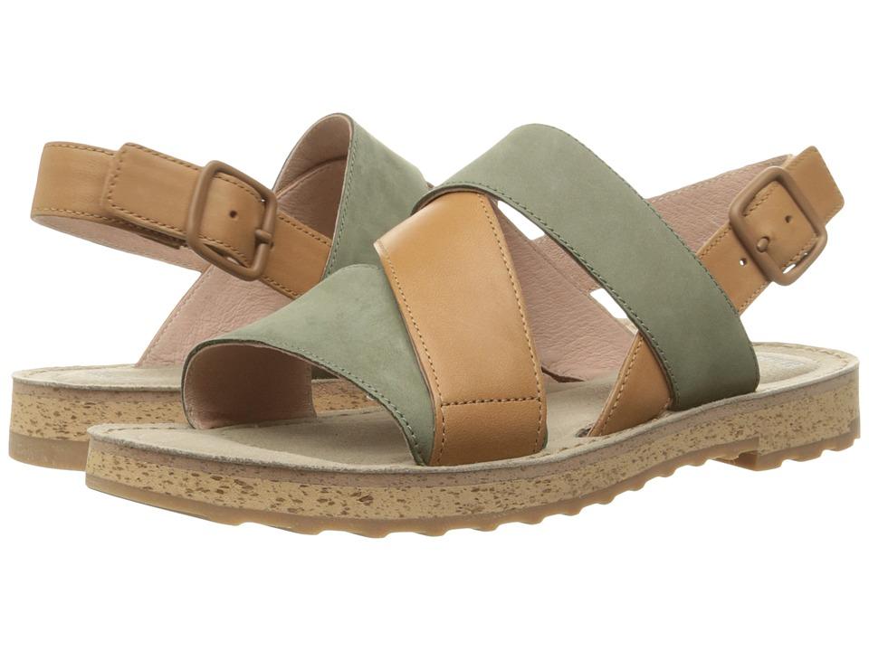 Camper - PimPom - K200138 (Multi/Assorted) Women's Sandals