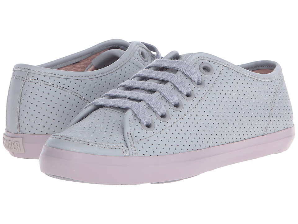 Camper - Motel - 22554 (Medium Gray) Women's Lace up casual Shoes