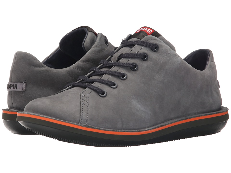 Camper - Beetle Lo-18648 (Medium Gray) Men's Lace up casual Shoes