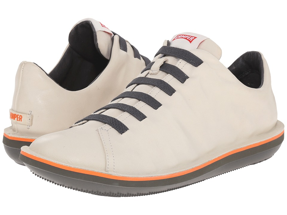 Camper - Beetle Basket -18751 (Light Beige) Men's Lace up casual Shoes