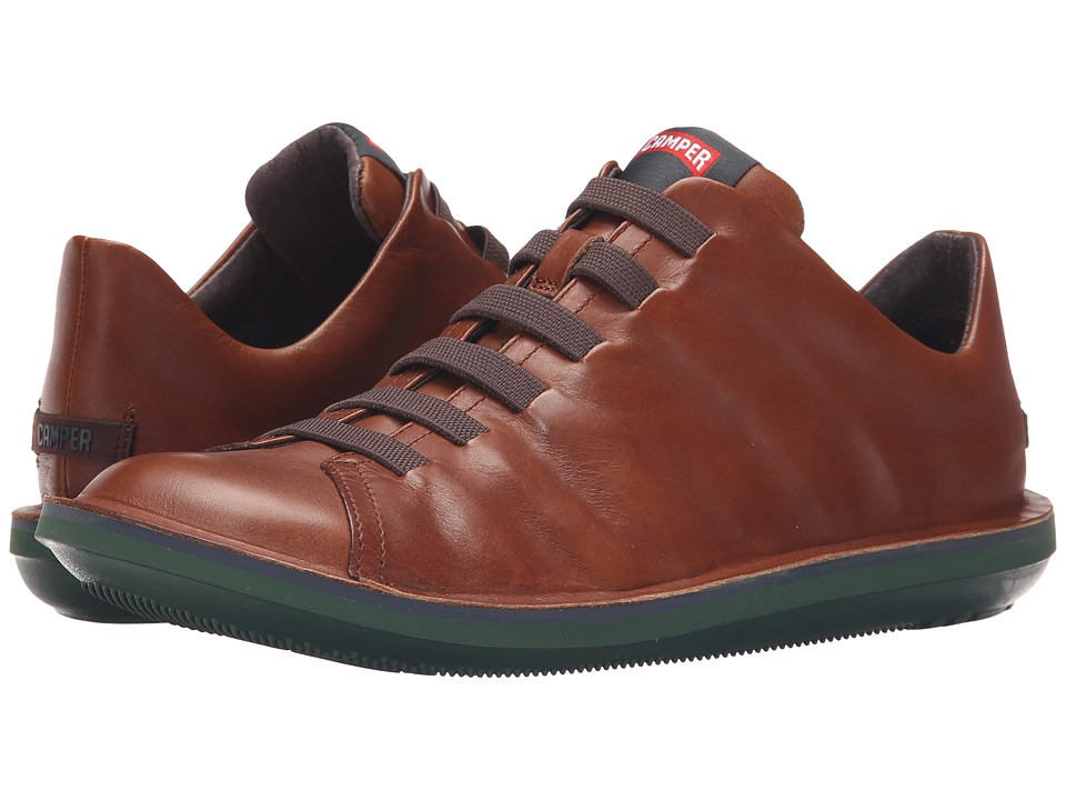 Camper - Beetle Basket -18751 (Medium Brown) Men's Lace up casual Shoes