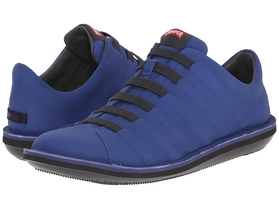 Camper - Beetle Basket -18751 (Bright Blue 1) Men's Lace up casual Shoes