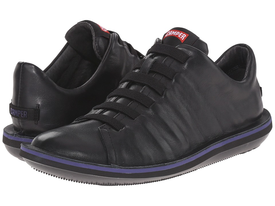 Camper - Beetle Basket -18751 (Black 1) Men's Lace up casual Shoes