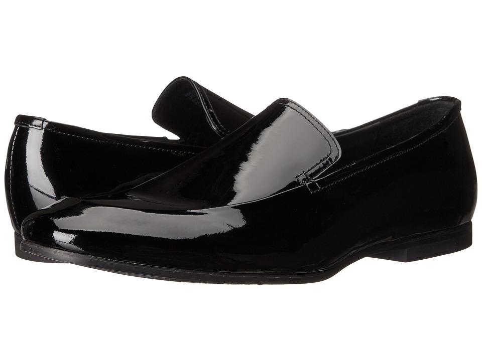 Calvin Klein Nicco (Black Patent Leather) Men