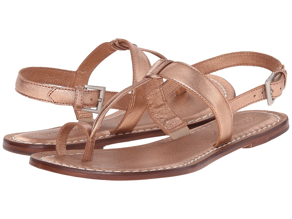 Bernardo - Maverick (Rose Gold) Women's Sandals