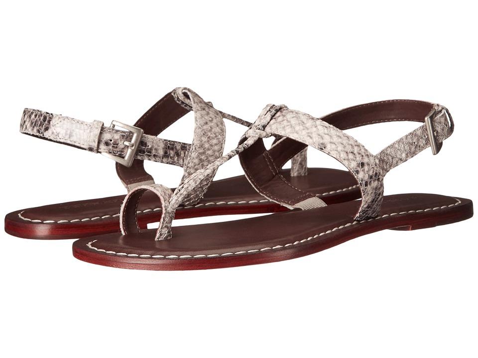 Bernardo - Maverick Snake (Taupe) Women's Sandals