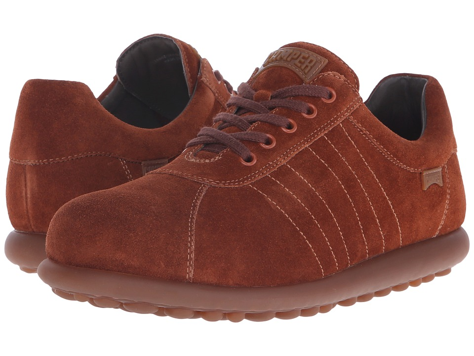 Camper - Pelotas Ariel - 16002 (Rust/Copper 1) Men's Lace up casual Shoes