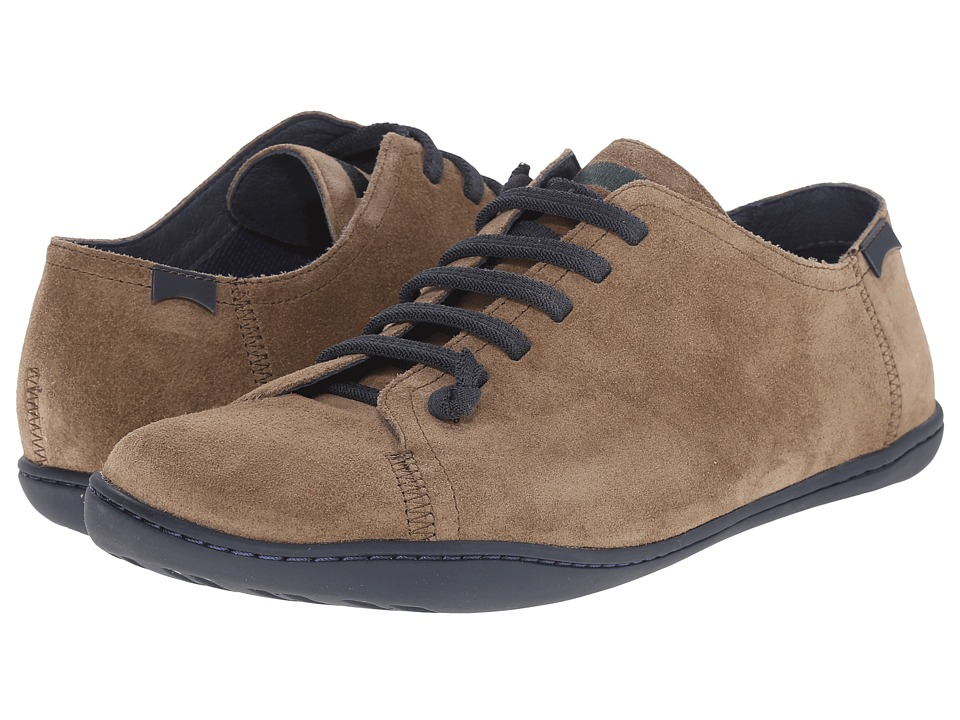 Camper - Peu Cami - Lo-17665 (Dark Brown) Men's Lace up casual Shoes