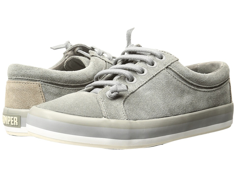 Camper - Andratx - K100030 (Medium Gray) Men's Lace up casual Shoes