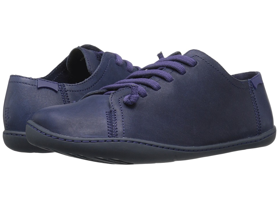 Camper - Peu Cami - K100063 (Navy) Men's Lace up casual Shoes