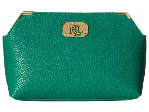 LAUREN by Ralph Lauren - Acadia New Cosmetic Case (Jewel Green) Cosmetic Case