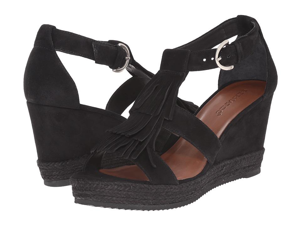 Bernardo - Kaya (Black) Women's Wedge Shoes