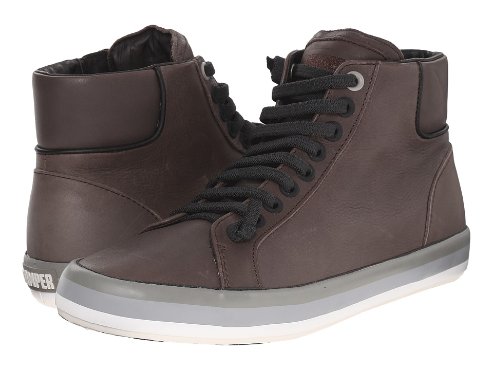 Camper - Andratx - K300055 (Dark Gray) Men's Lace-up Boots