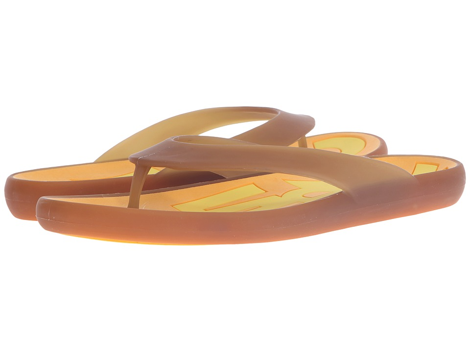 Camper - Dolphin - K100044 (Dark Yellow) Men's Sandals