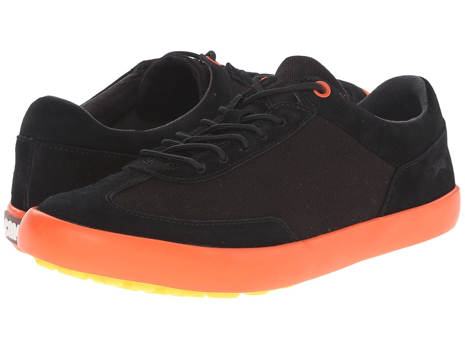Camper - Pelotas Persil Vulcanizado - K100060 (Black) Men's Lace up casual Shoes