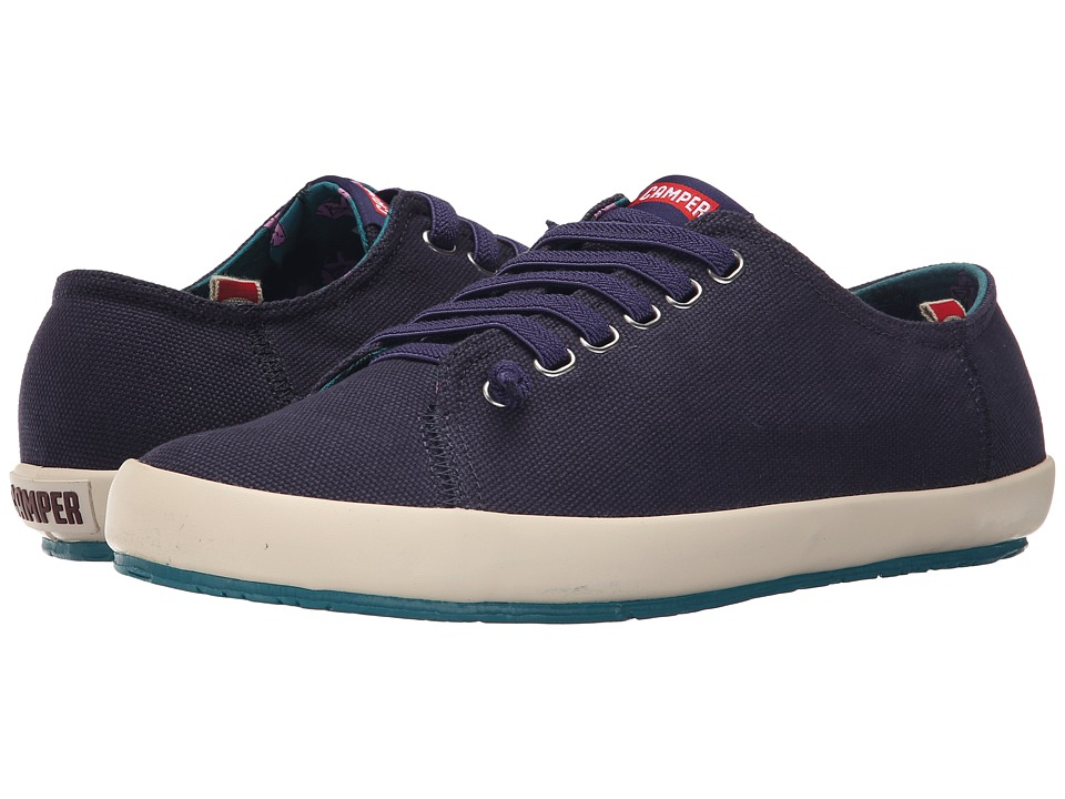 Camper - Peu Rambla Vulcanizado - 18869 (Navy 1) Men's Lace up casual Shoes