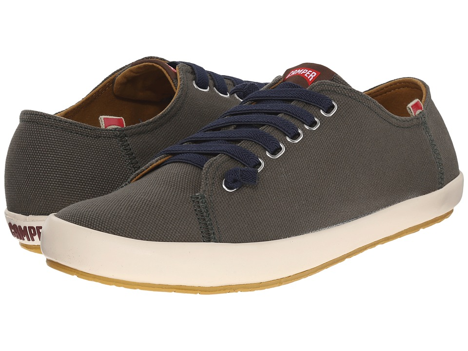Camper - Peu Rambla Vulcanizado - 18869 (Dark Green 1) Men's Lace up casual Shoes