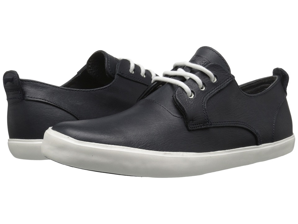 Camper - Jim - K100084 (Navy) Men's Lace up casual Shoes