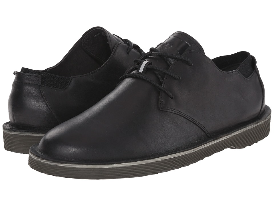 Camper - Morrys - K100057 (Black) Men's Lace up casual Shoes