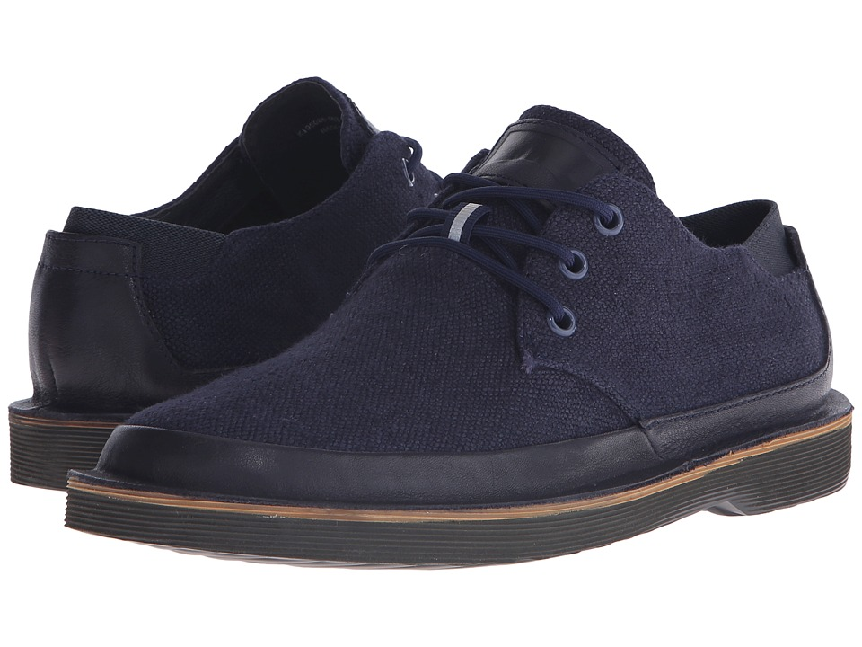 Camper - Morrys - K100088 (Dark Blue) Men's Lace up casual Shoes
