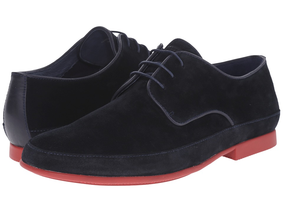 Camper - Slippers Sun - K100067 (Navy) Men's Lace up casual Shoes