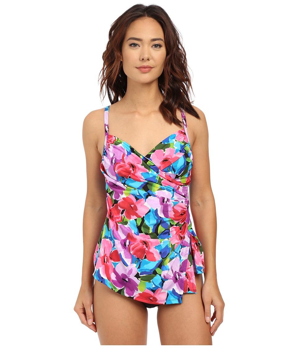 Miraclesuit - Brite Side Paramore Tankini Top (Brite) Women's Swimwear