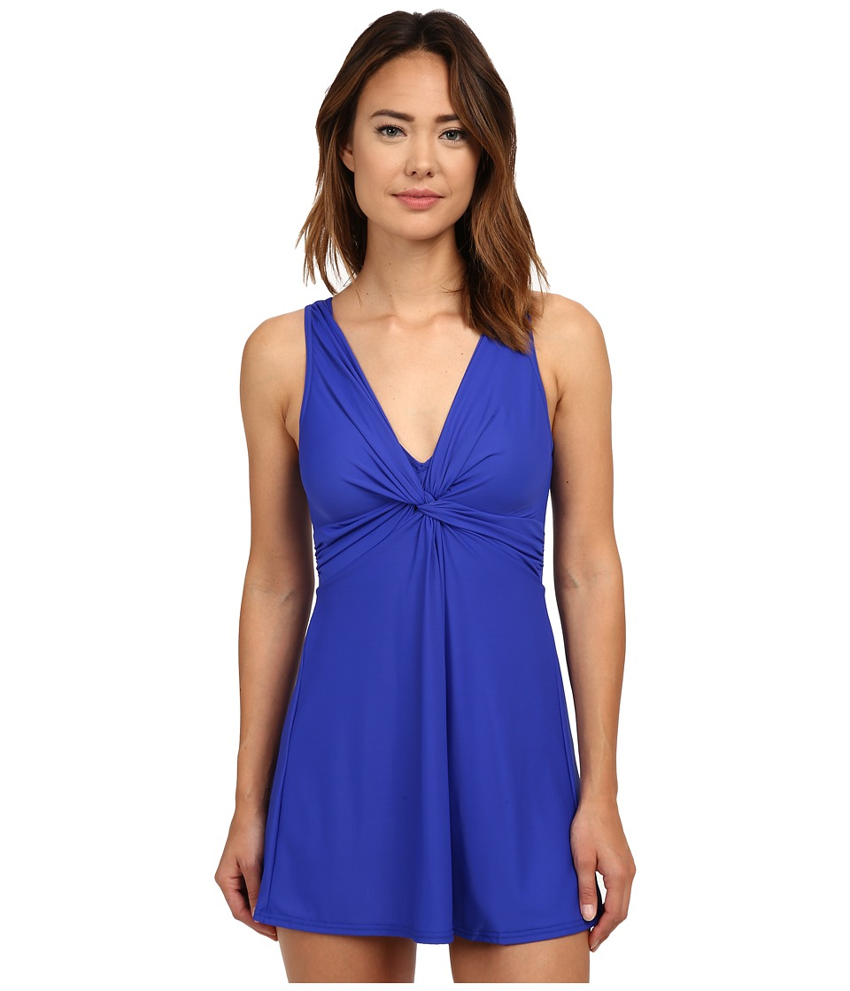 Miraclesuit - Up and Coming Marais One-Piece (Electric Blue) Women's Swimsuits One Piece