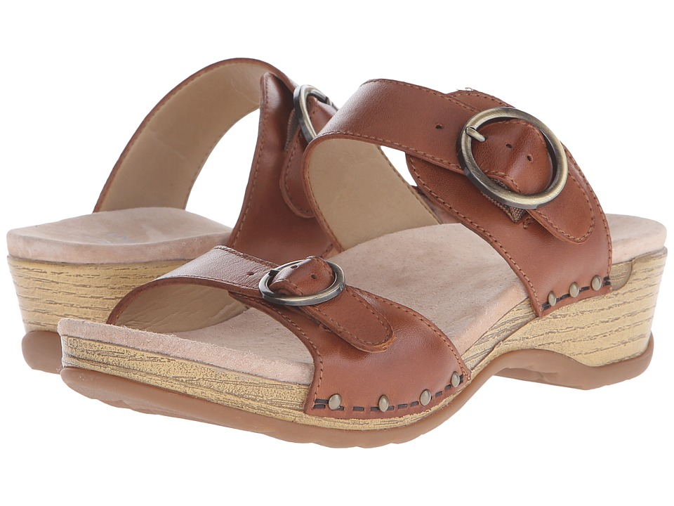 Dansko Manda (Camel Full Grain) Women
