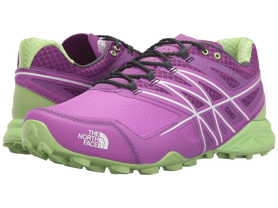 The North Face - Ultra MT (Sweet Violet/Budding Green) Women's Shoes