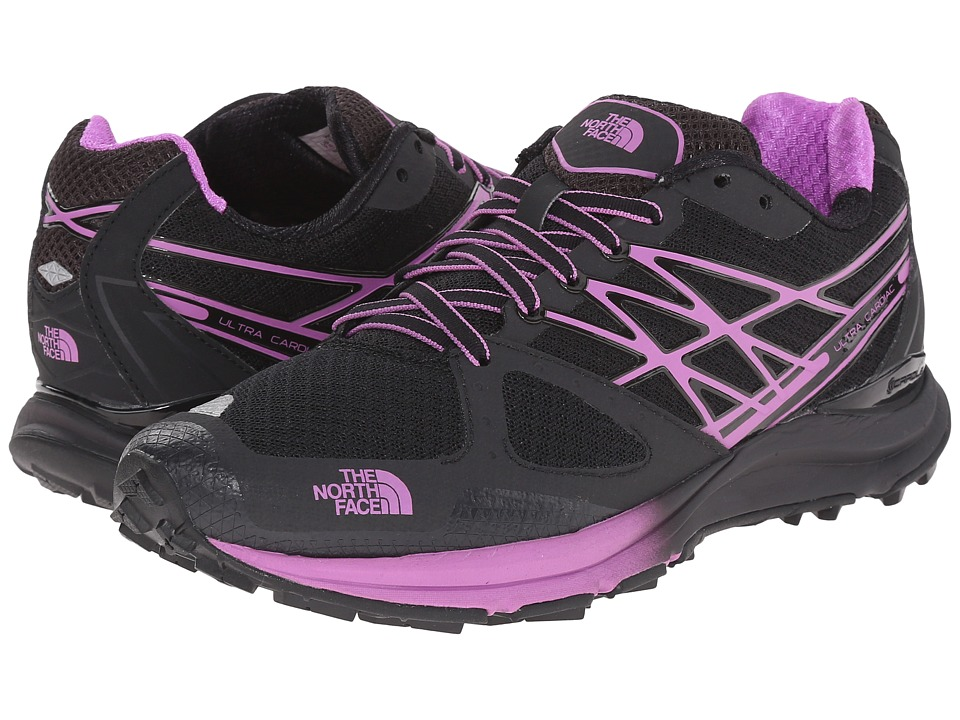 The North Face - Ultra Cardiac (TNF Black/Sweet Violet) Women's Shoes
