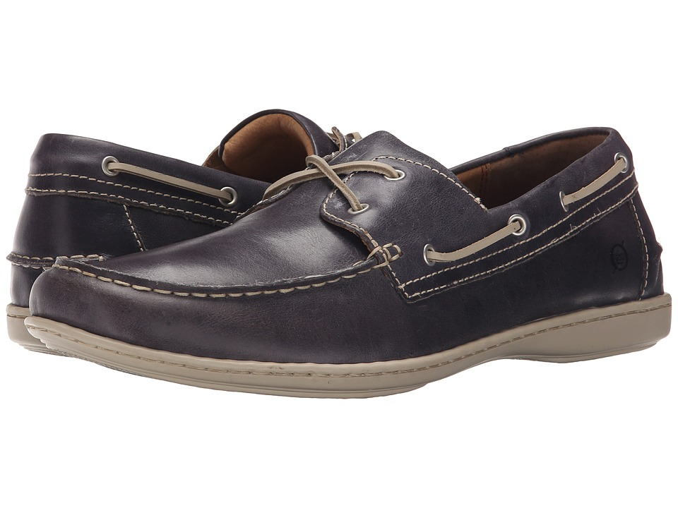 Born - Henri (Hammock (Blue) Full Grain Leather) Men's Shoes