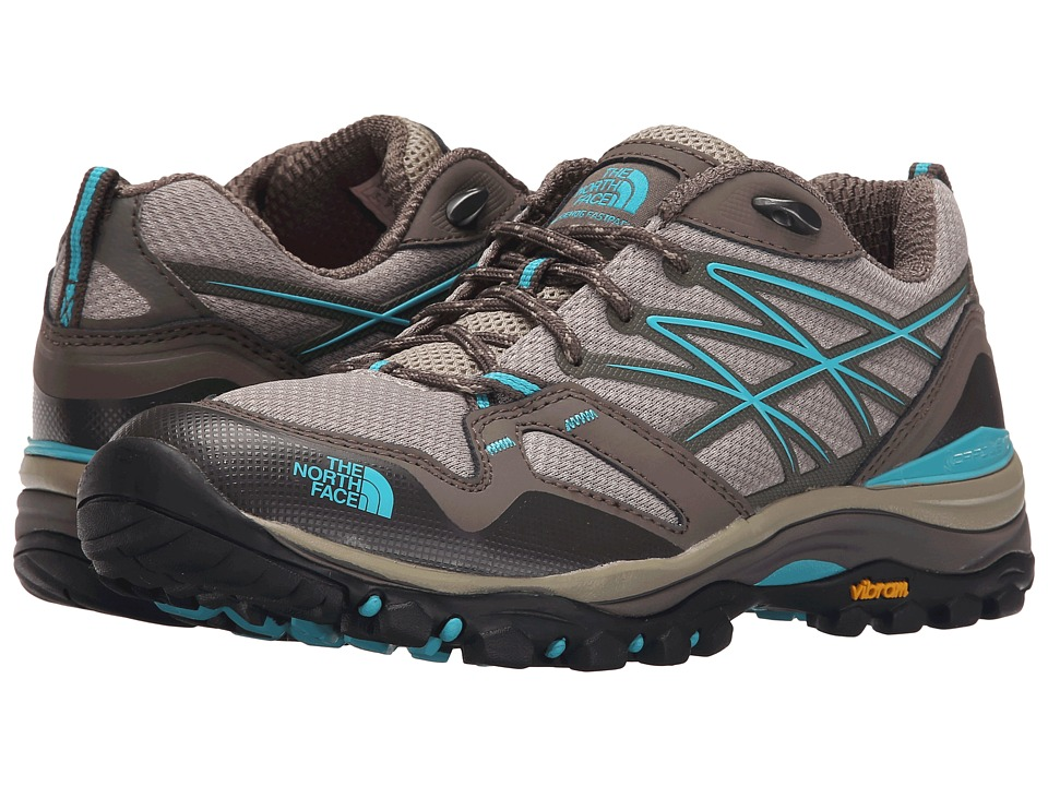 The North Face - Hedgehog Fastpack (Plaza Taupe/Bluebird) Women's Shoes
