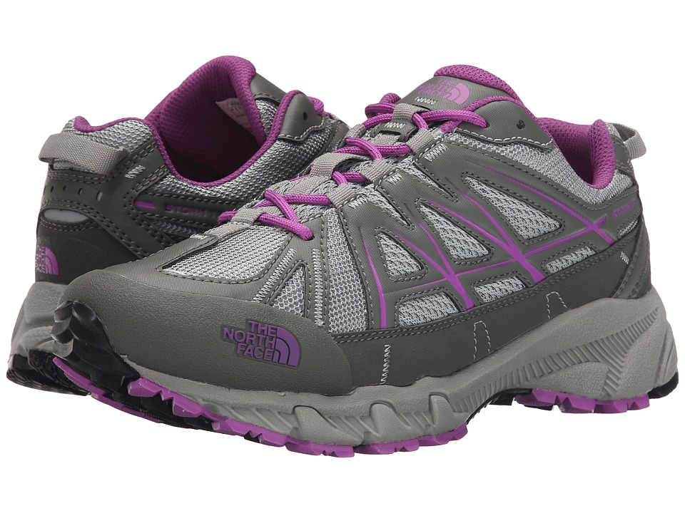 The North Face Storm TR (Limestone Grey/Sweet Violet) Women