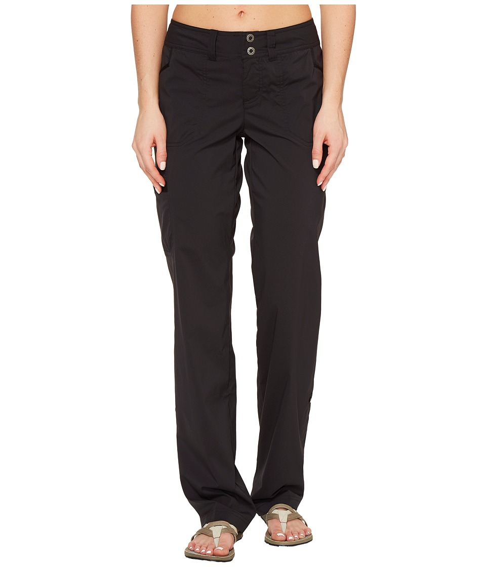 ExOfficio - Exploristatm Pants (Black) Women's Casual Pants