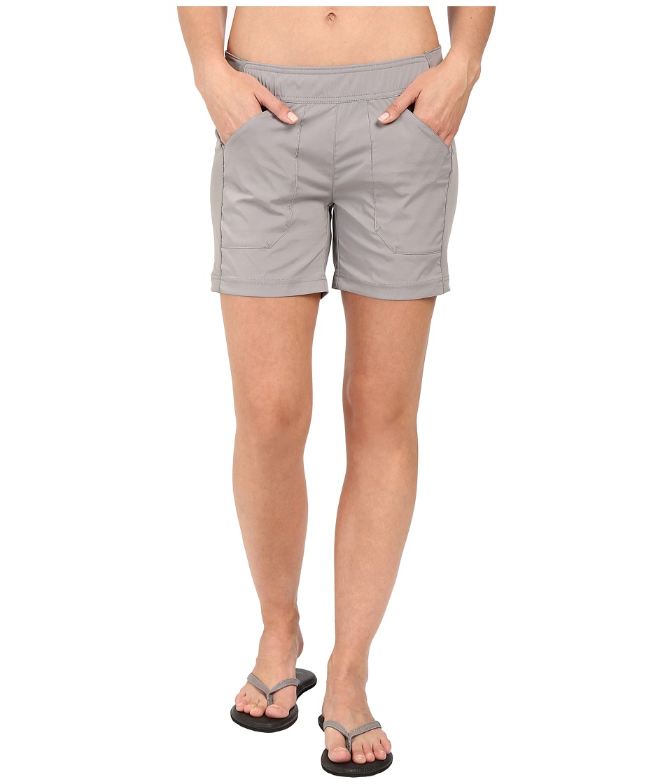ExOfficio Sol Cool Shorts (Cement) Women