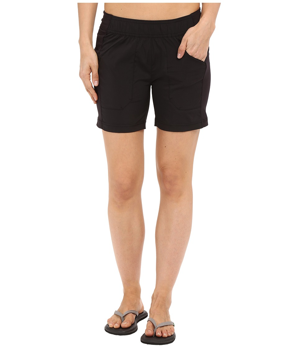 ExOfficio Sol Cooltm Shorts (Black) Women