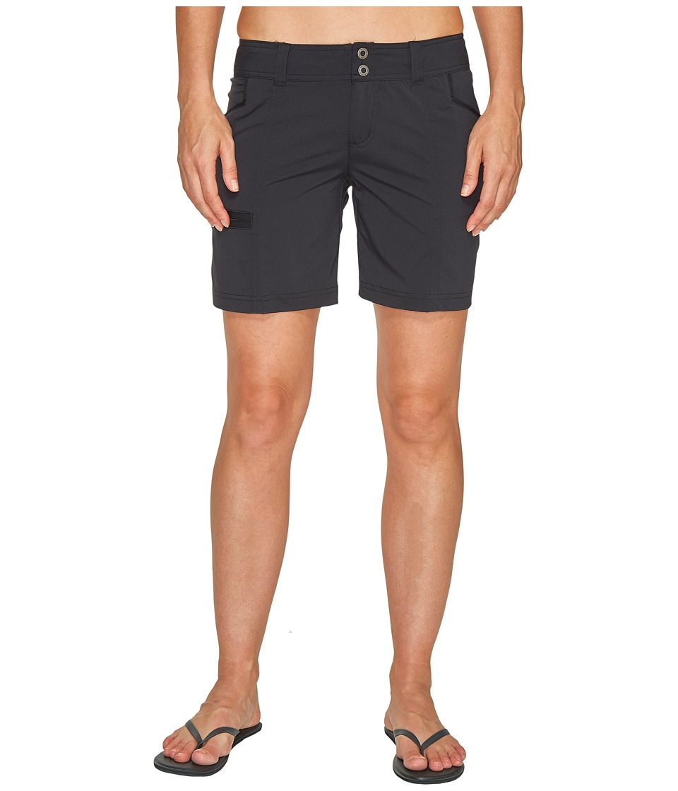 ExOfficio - Exploristatm Shorts (Black) Women's Shorts