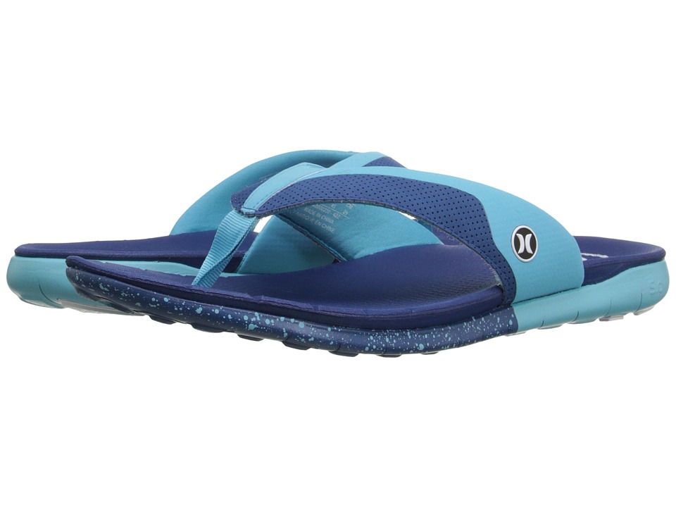 Hurley Phantom Free Sandal (Court Blue) Men