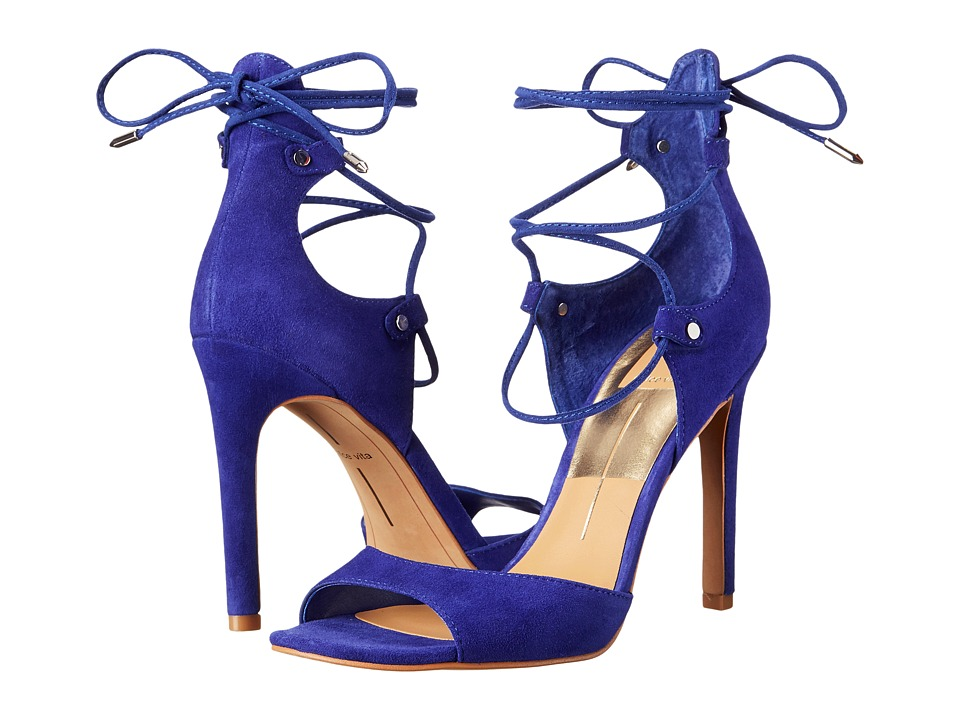 Dolce Vita Hazeley (Blue Suede) Women